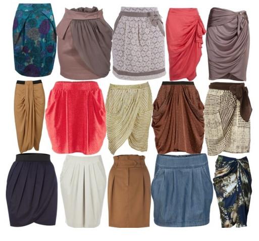 20 способов сшить юбку...