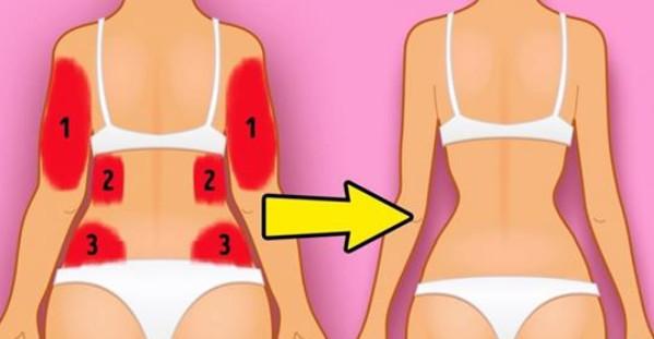 Как за 7 минут в день убрать складки со спины: 4 простых и эффективных упражнения для красоты