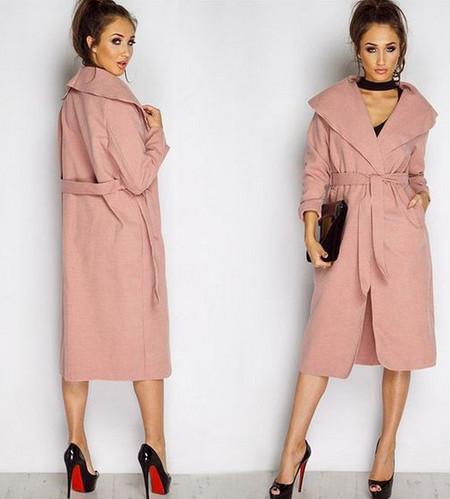 20 стильных пальто и пончо с выкройками: чтобы всегда быть в тренде...