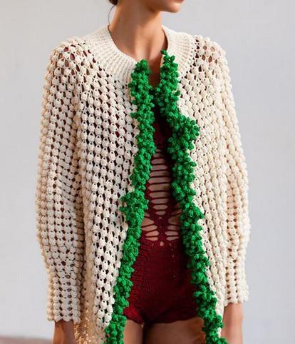 30+идей для вязания. Вязаная мода 2019 года...