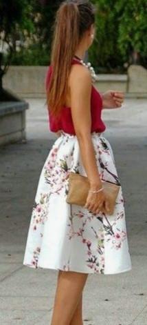 Модные фасоны юбок, которые необходимо сшить...